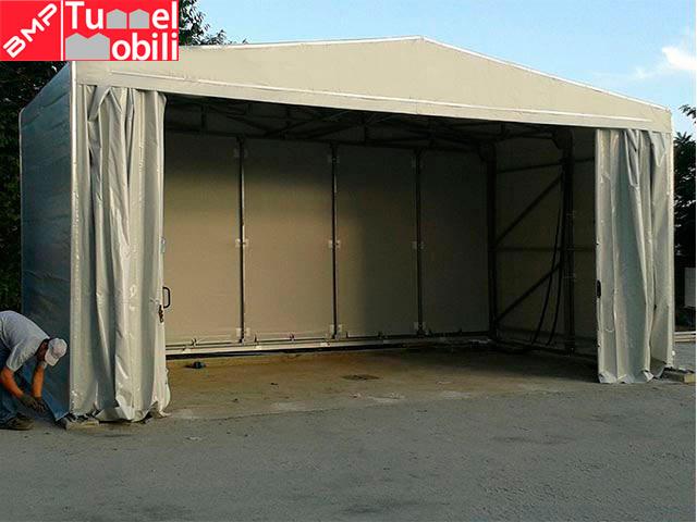 capannoni pvc mobili logistica trasporti