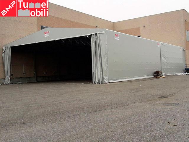 tunnel mobili imperia - capannoni mobili liguria - tecnici mga - Mobili Imperia E Provincia