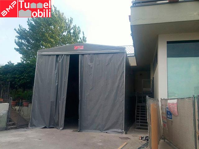 capannoni mobili grande distribuzione organizzata
