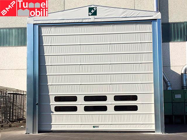 accessori per chiusure per capannoni mobili in Liguria ad Asti e Alessandria con la consulenza di MGA